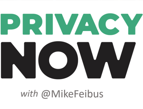 Join Me for My Privacy Now Interview Series on YouTube